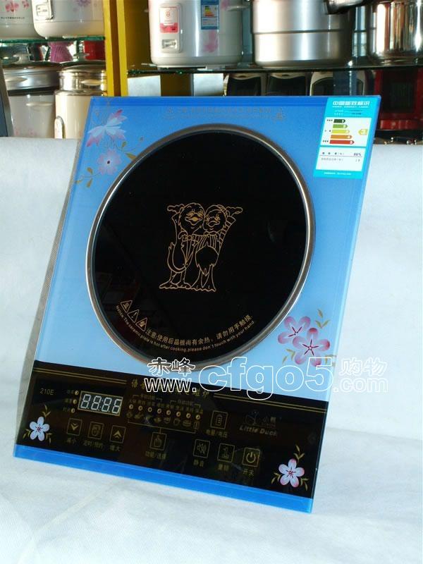 赤峰购物网 - 小鸭210e电磁炉 国铭电器